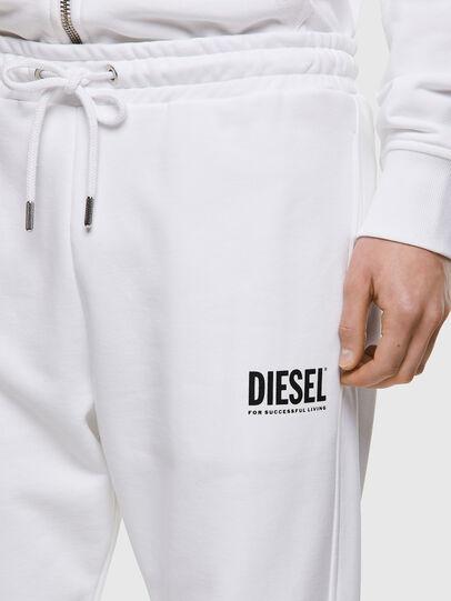 Diesel - P-TARY-ECOLOGO, Blanc - Pantalons - Image 3