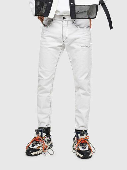 Diesel - D-Strukt 003Z1, Weiß - Jeans - Image 1