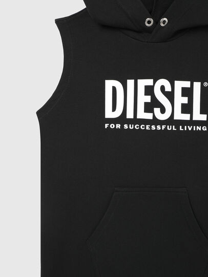 Diesel - DILSET SM, Noir - Robes - Image 3