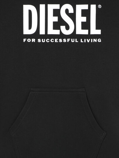 Diesel - DILSET SM, Noir - Robes - Image 4
