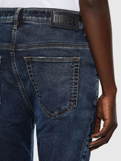 Diesel - Fayza JoggJeans® 069WZ, Blu Scuro - Jeans - Image 3