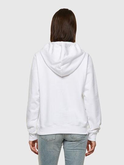 Diesel - F-ANGS-H-ECOSMALLOGO, Black/White - Sweaters - Image 2