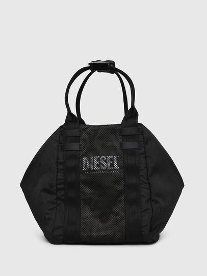 Diesel - D-CAGE SHOPPER, Schwarz - Shopper und Schultertaschen - Image 1