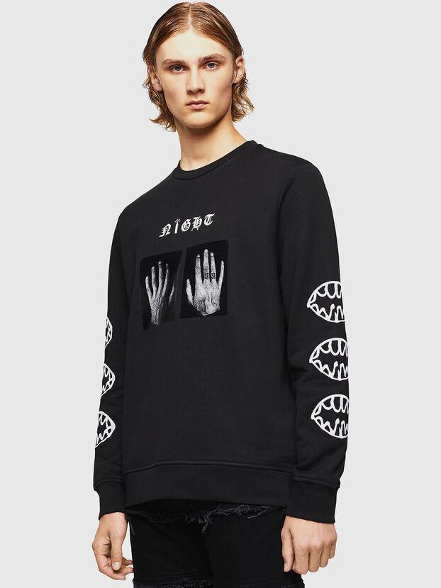 SNEILB-X1, Schwarz - Sweatshirts
