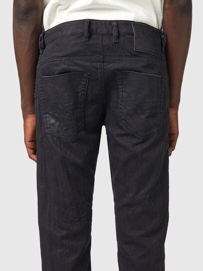 Diesel - Krooley JoggJeans® 069WW, Black/Dark grey - Jeans - Image 4