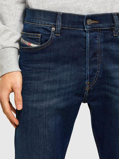 Diesel - D-Luster 009ML, Blu Scuro - Jeans - Image 4