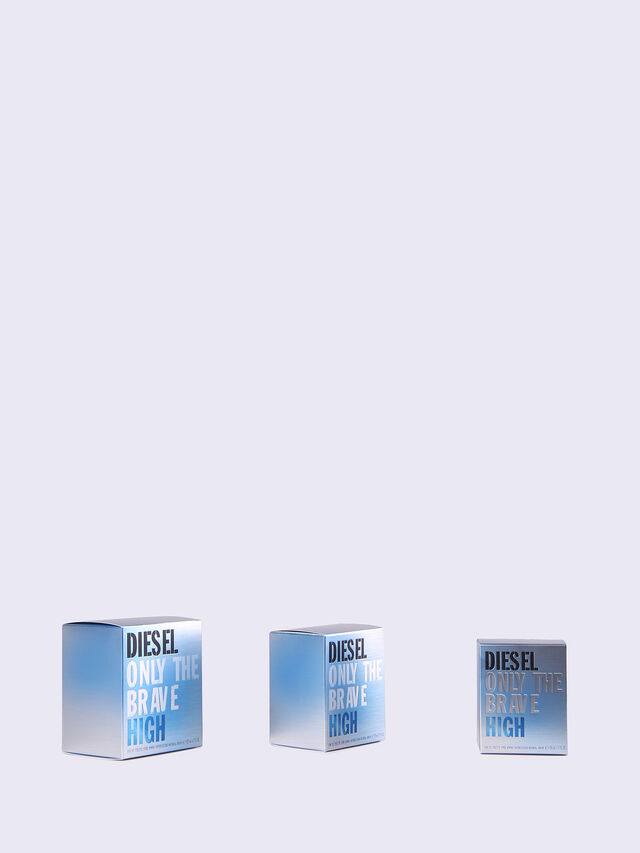 Diesel - ONLY THE BRAVE HIGH  50ML, Blau - Only The Brave - Image 2