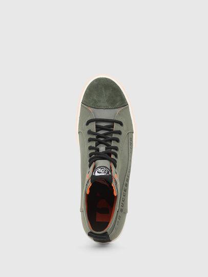 Diesel - S-DVELOWS ML, Verde Militare - Sneakers - Image 5