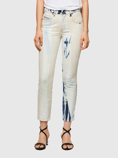 Diesel - D-Joy 009UX, Bleu moyen - Jeans - Image 1
