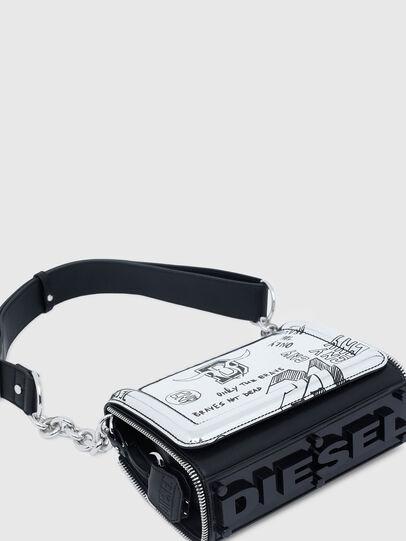 Diesel - CL - YBYS S CNY, Silber - Schultertaschen - Image 7