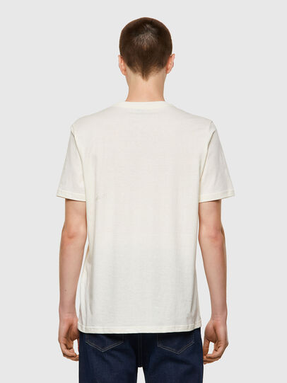 Diesel - T-JUST-B57, Weiß - T-Shirts - Image 2