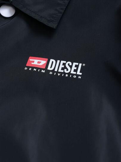 Diesel - JROMANP, Schwarz - Jacken - Image 3
