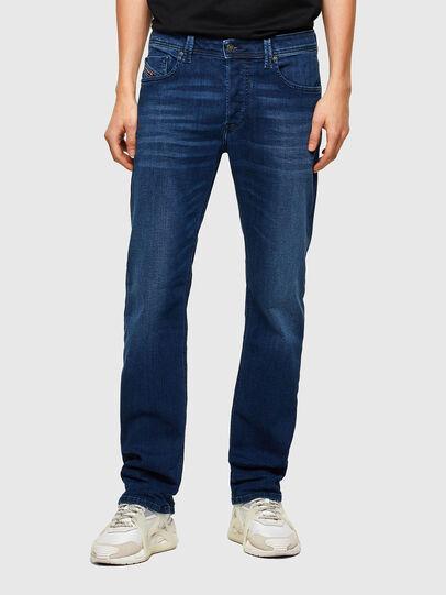 Diesel - Larkee 069SF, Bleu Foncé - Jeans - Image 1