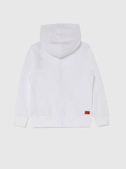 Diesel - UMLT-SBRANDONZ, Blanc - Underwear - Image 2