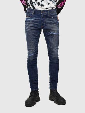 Tepphar 0098N, Dunkelblau - Jeans