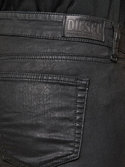 Diesel - D-Ollies JoggJeans 069QJ, Schwarz/Dunkelgrau - Jeans - Image 5