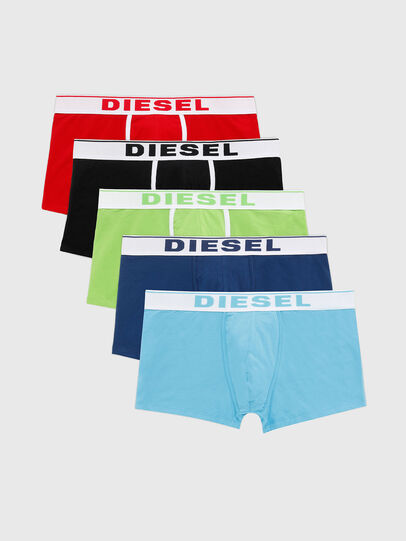 Diesel - UMBX-DAMIENFIVEPACK, Multicolore - Boxeurs courts - Image 4