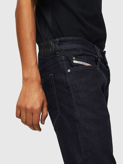 Diesel - Buster 0607A, Dunkelblau - Jeans - Image 3