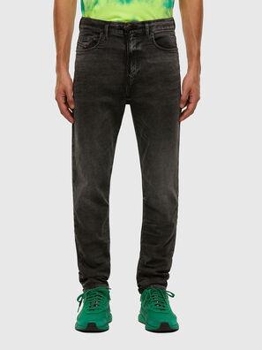 D-Vider JoggJeans 009FZ, Schwarz/Dunkelgrau - Jeans