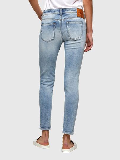 Diesel - D-Ollies JoggJeans® 069UX, Bleu Clair - Jeans - Image 2