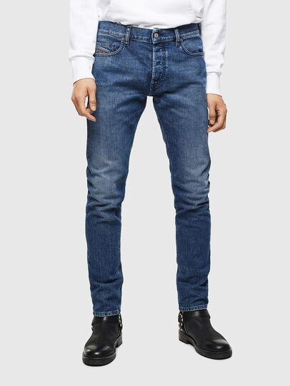 Diesel - D-Luster 0095H, Mittelblau - Jeans - Image 1