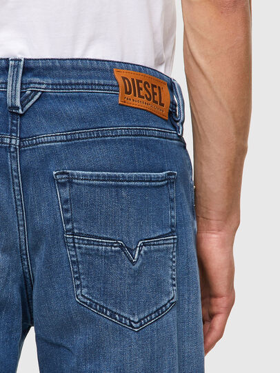 Diesel - Larkee-Beex 0097X, Medium blue - Jeans - Image 3