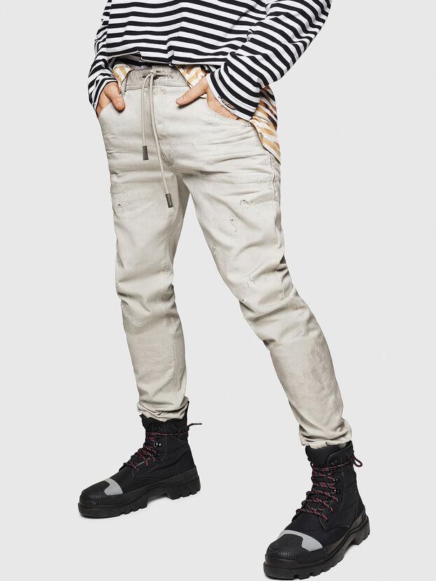 Krooley JoggJeans 069GT, Hellgrau - Jeans