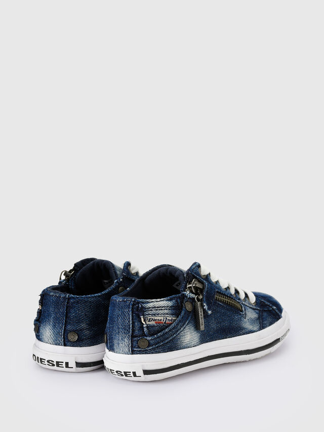 KIDS SN LOW 25 DENIM EXPO, Jeansblau - Schuhe - Image 3