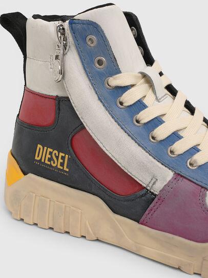Diesel - S-RUA MID SK, Multicolore - Baskets - Image 6