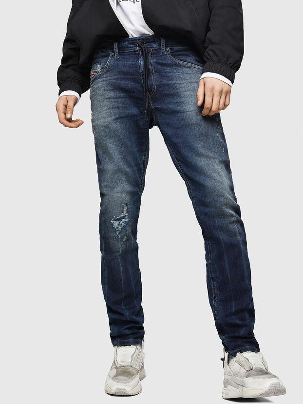 Thommer JoggJeans 069HI, Dunkelblau - Jeans
