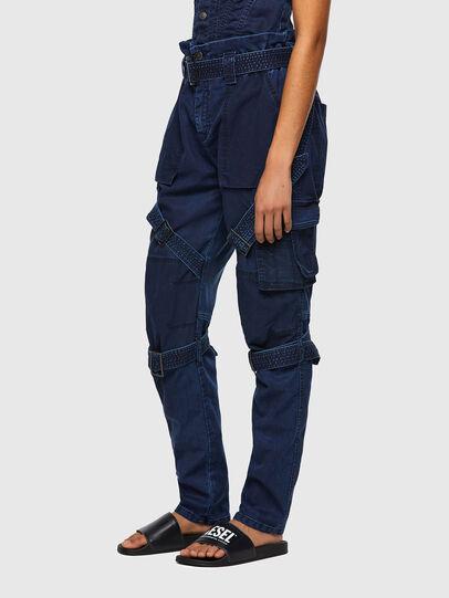 Diesel - D-Fedry JoggJeans® 0CBBZ, Blu Scuro - Jeans - Image 7
