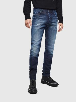Tepphar 0095R, Mittelblau - Jeans