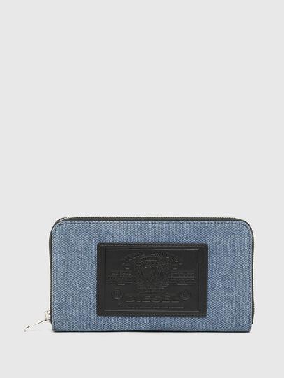 Diesel - GRANATO LC, Bleu/Noir - Portefeuilles Zippés - Image 1