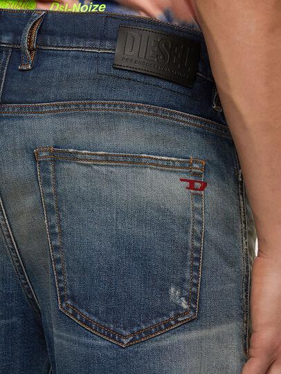 Diesel - D-Vider 009FR, Mittelblau - Jeans - Image 4