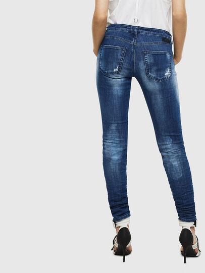 Diesel - Gracey JoggJeans 0099S, Dunkelblau - Jeans - Image 2