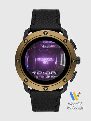 DT2016, Schwarz/Bronze - Smartwatches