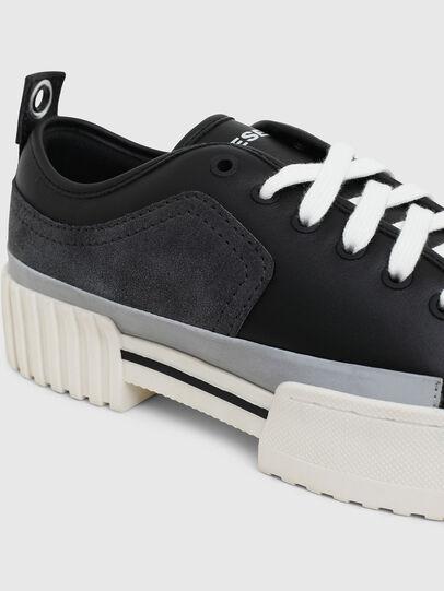 Diesel - S-MERLEY LOW, Schwarz - Sneakers - Image 4