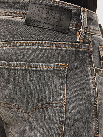 Diesel - Sleenker 009FW, Hellgrau - Jeans - Image 4