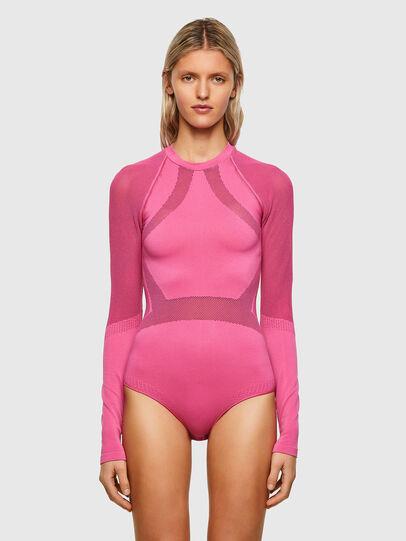 Diesel - UFBY-BODY-SML, Pink - Bodysuits - Image 1