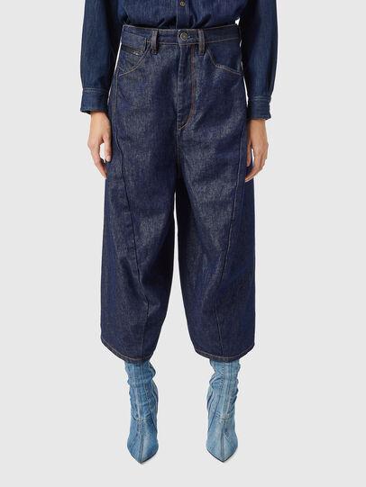 Diesel - D-CONCY-SP, Bleu Foncé - Jeans - Image 1
