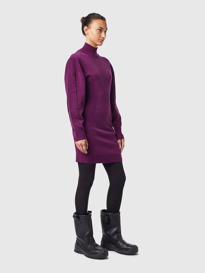 Diesel - M-NUNAVUT, Violet - Robes - Image 4