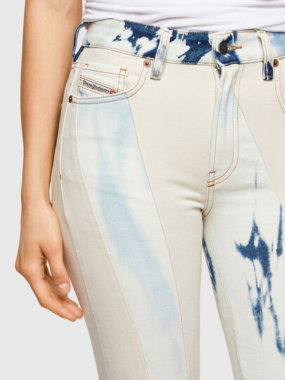 Diesel - D-Joy 009UX, Blu medio - Jeans - Image 4