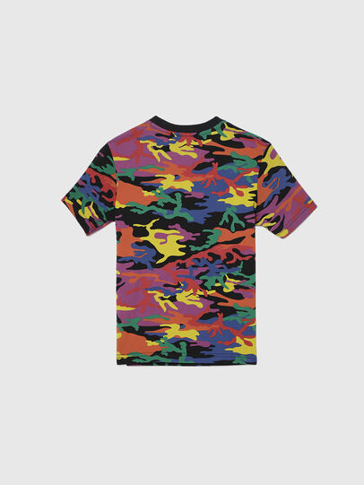 Diesel - TDIEGORBOW, Multicolore - T-shirts et Hauts - Image 2