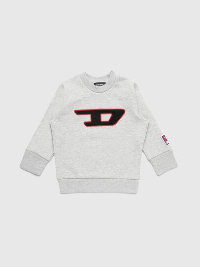 Diesel - SCREWDIVISIONB-D-R, Grau - Sweatshirts - Image 1