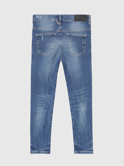 Diesel - D-SLANDY-HIGH-J, Mittelblau - Jeans - Image 2