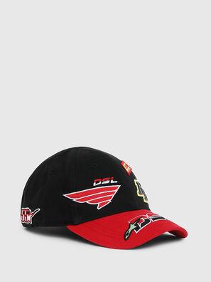 ASTARS-CAP, Schwarz/ Rot - Hüte