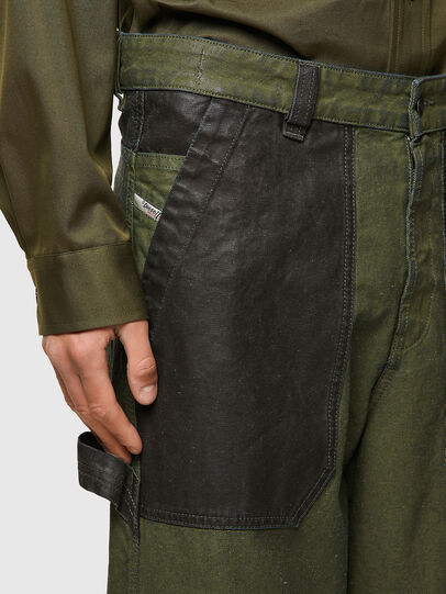 Diesel - D-Multy 0IDAQ, Vert - Jeans - Image 5