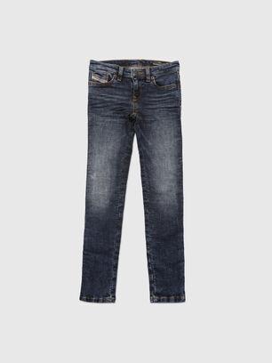 SKINZEE-LOW-J JOGGJEANS-N, Bleu Foncé - Jeans