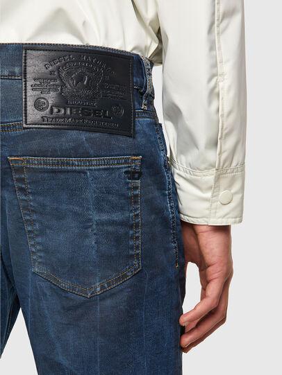 Diesel - D-Strukt JoggJeans® 069WP, Bleu Foncé - Jeans - Image 4