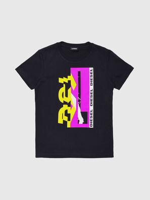 TFLAVIAF, Schwarz - T-Shirts und Tops